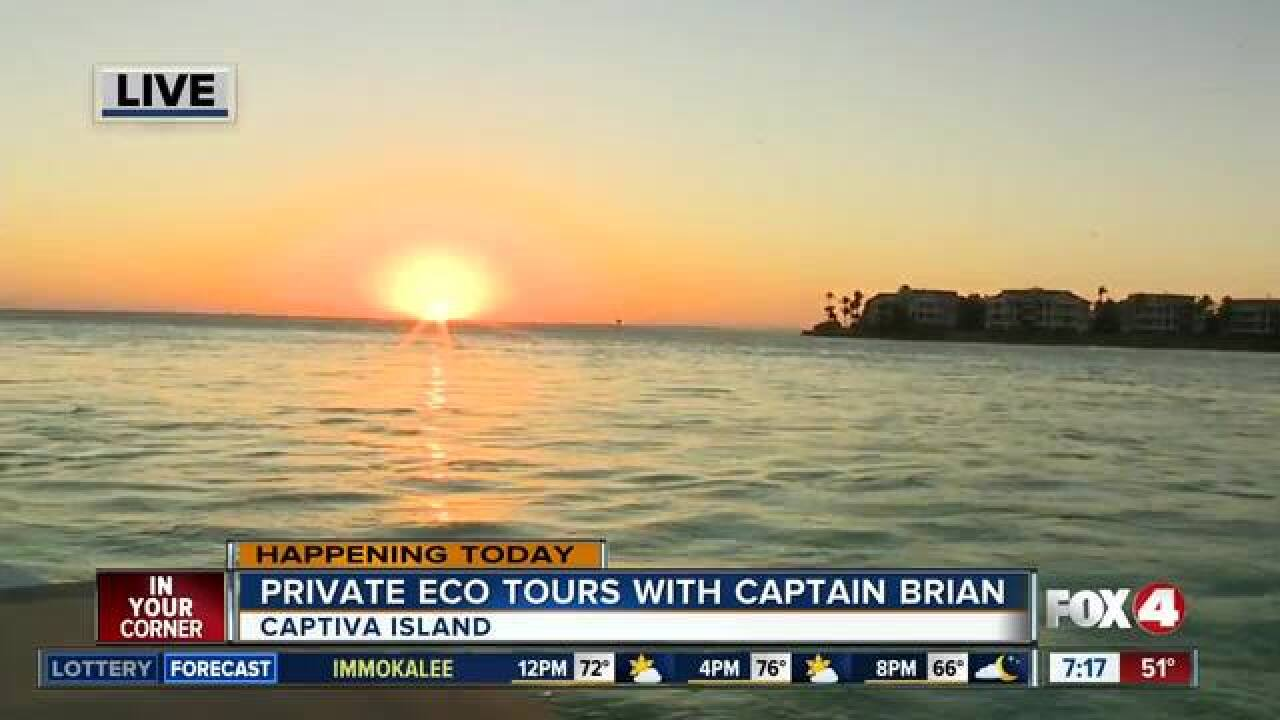 Private Eco Tours with Captain Brian
