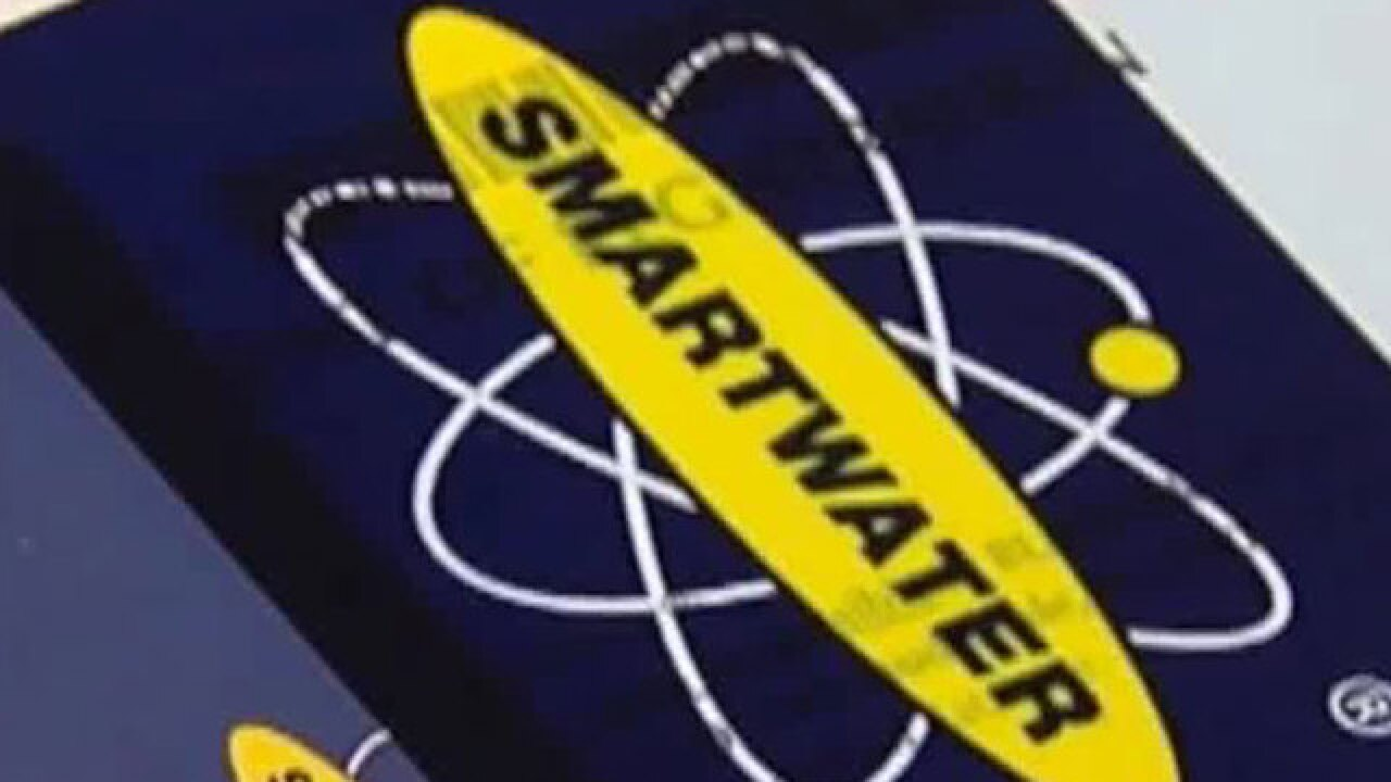 High-tech SmartWater CSI hopes to cut crime in West Palm Beach