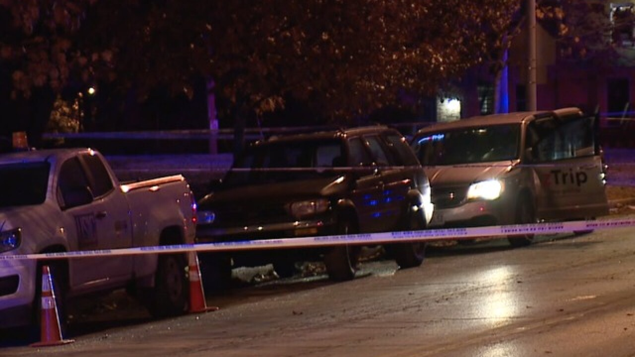 Taxi driver shot by passenger in KCMO