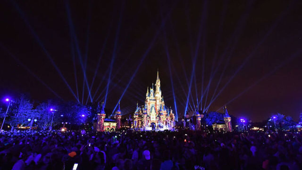 Disney, other Florida theme parks closing as Irma nears