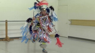 Arlee dancer shares culture with the world
