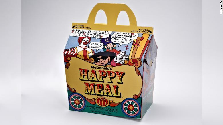 1979 happy meal