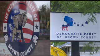 Brown county party offices