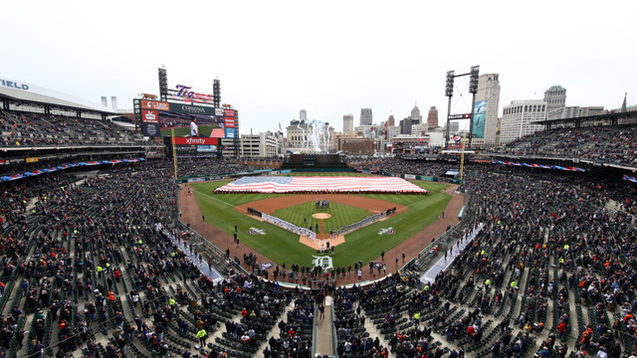 Tigers-Yankees split doubleheader postponed until June 4