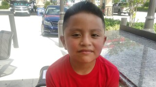 Police in Delray Beach are looking to locate a missing child.