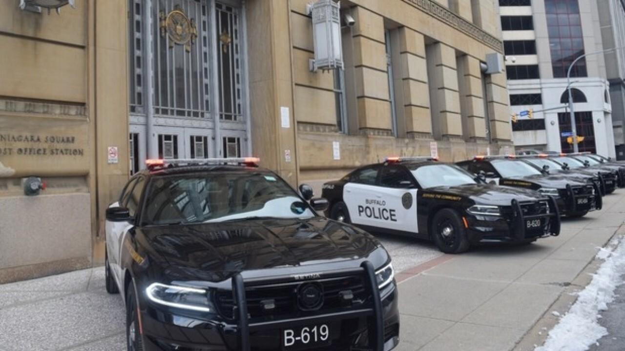 Buffalo Police generic