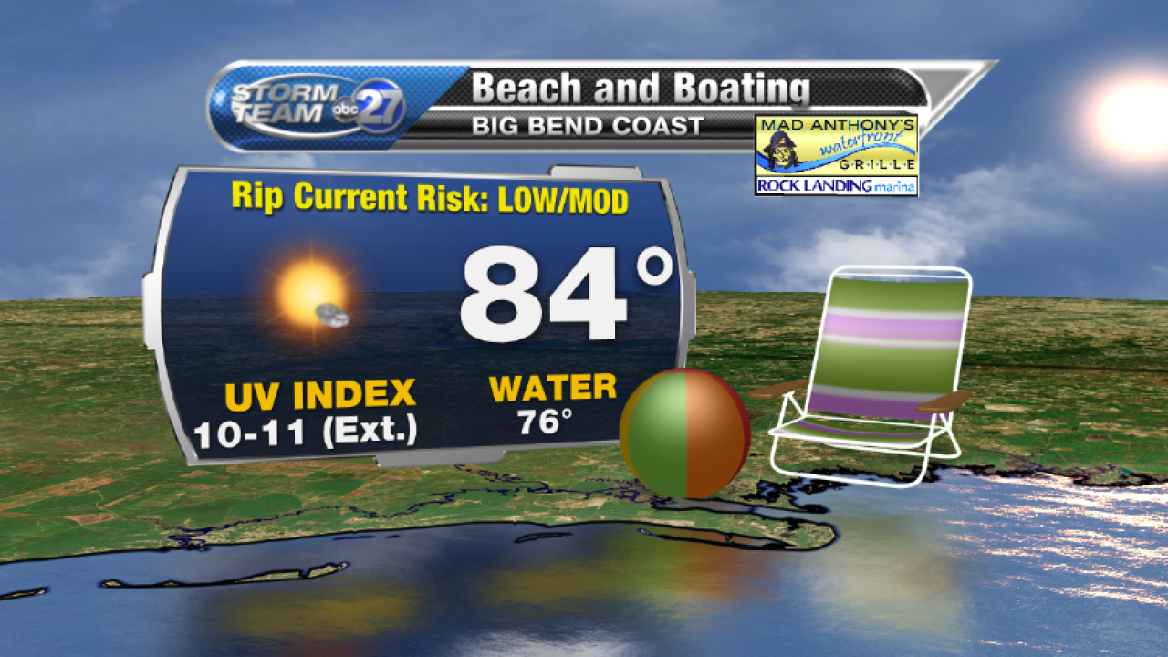 Beach and Boating forecast B (05/10/2017)