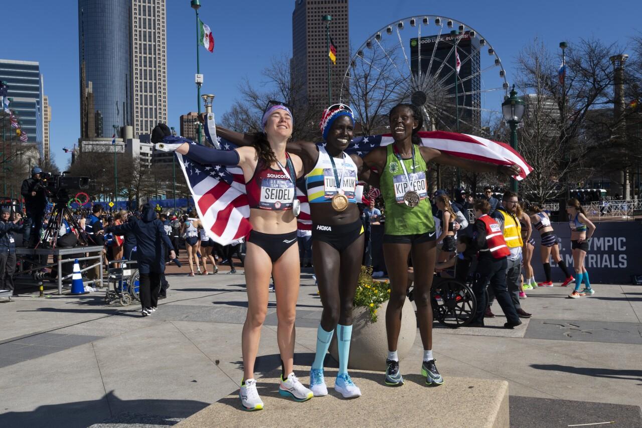 US Marathon Trials Olympics