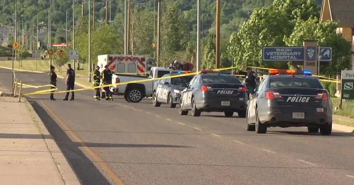 Motorcyclist killed in Billings crash