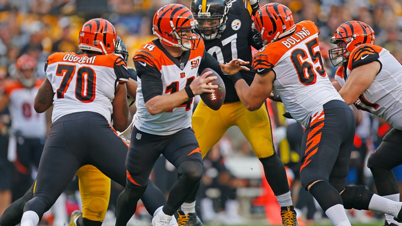 Fay: Words can't hurt Dalton as much as Steelers can