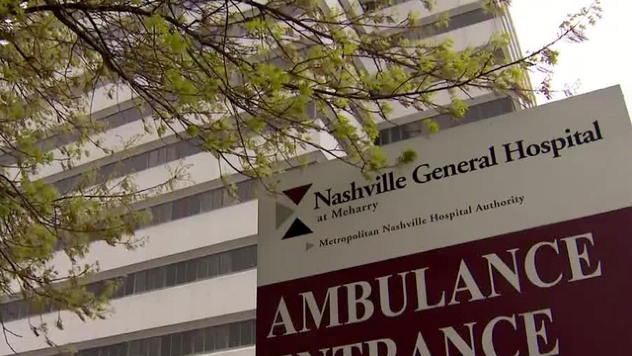Mom Recalls Giving Birth During Nashville Tornado