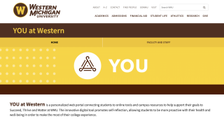 Western Michigan University launches well-being platform to help students succeed, stay connected during distance learning