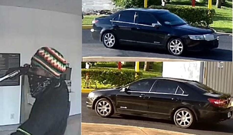 Bank of Ozarks robbery vehicle.jpg