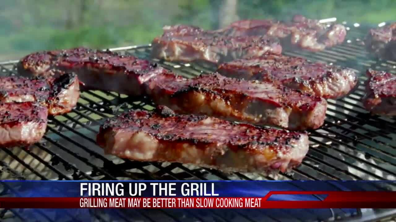 Grilling red meat more dangerous than other cooking forms