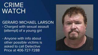 Gerard Michael Larson