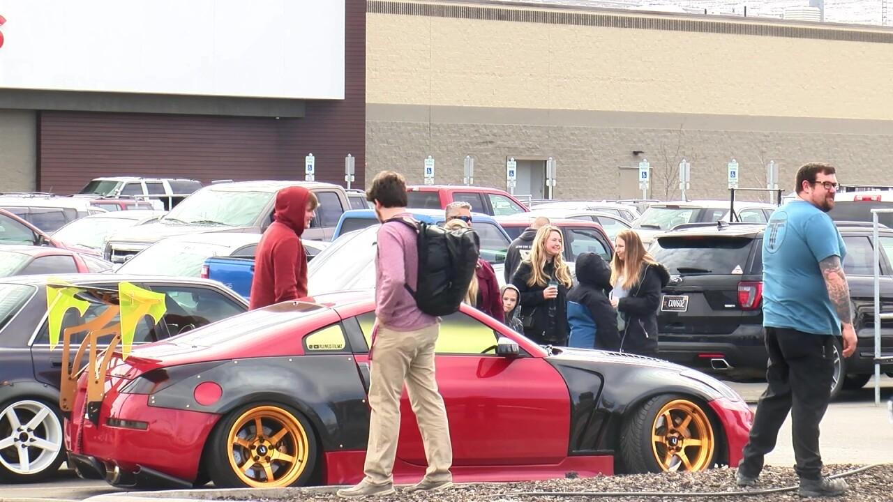 'Cars & Coffee' fans meet in Missoula