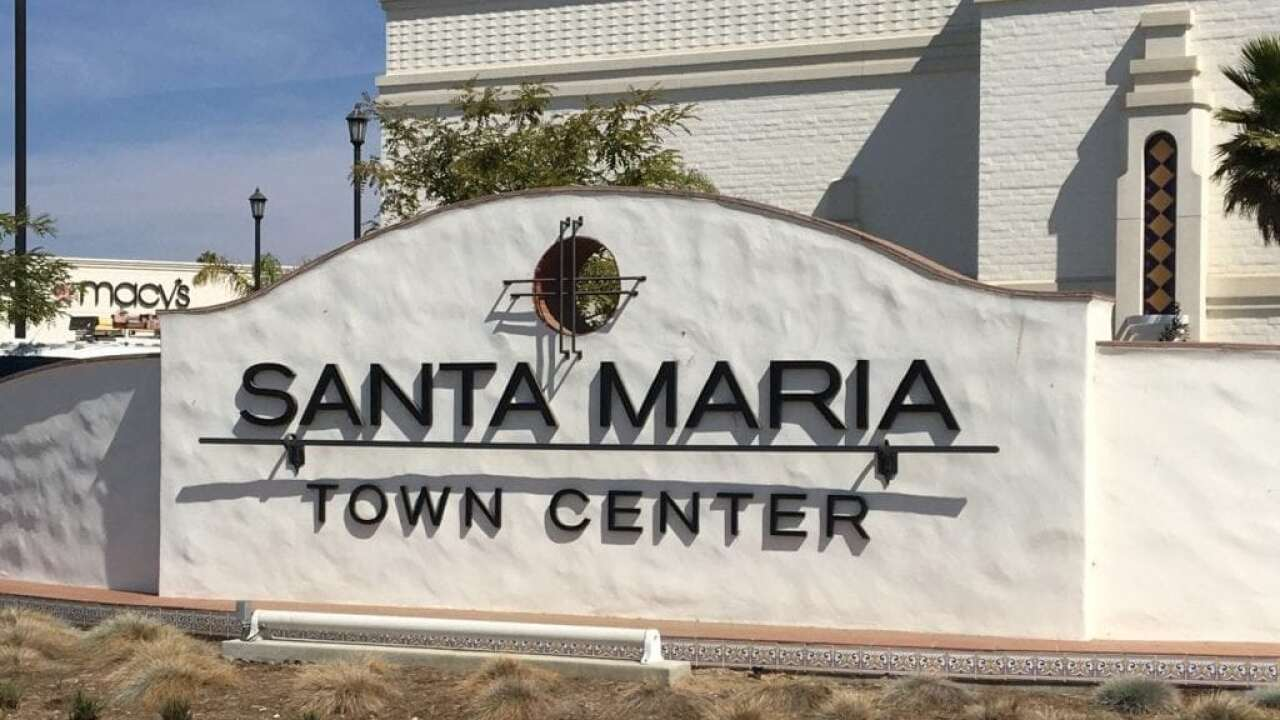 Santa Maria mall sold to new owners