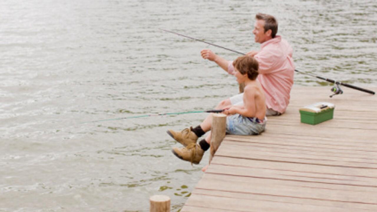 Miochigan free fishing weekend