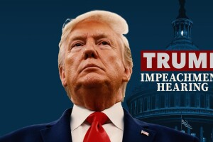 Live coverage of Trump impeachment hearing