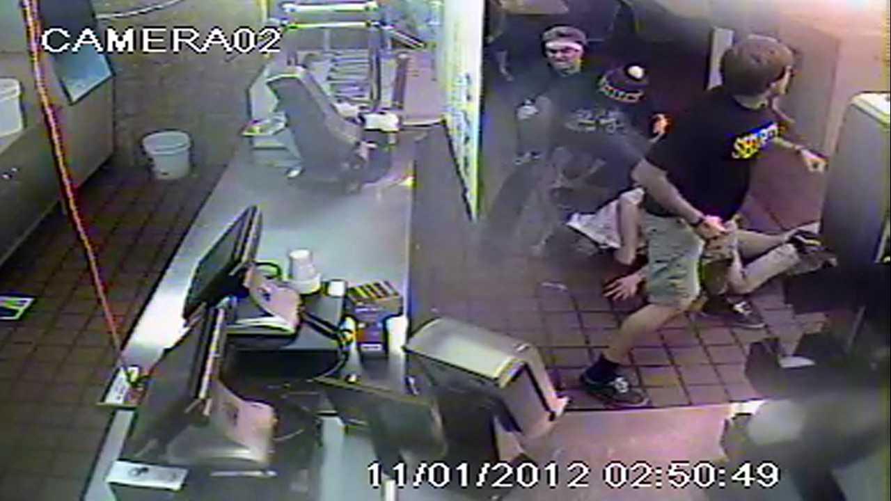 Photos: VIDEO: BYU football players involved in Halloweenbrawl