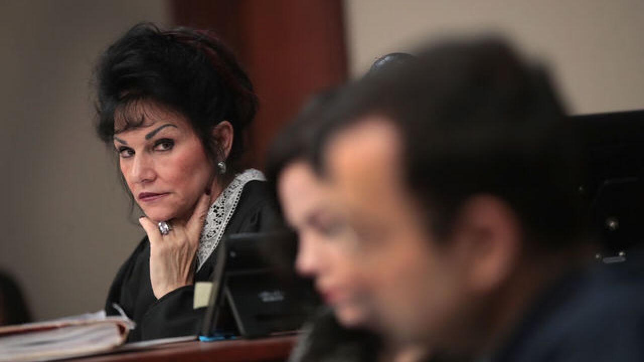 Judge Rosemarie Aqualina won't recuse herself from Nassar appeal