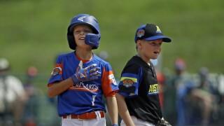 LLWS Kentucky Australia Baseball