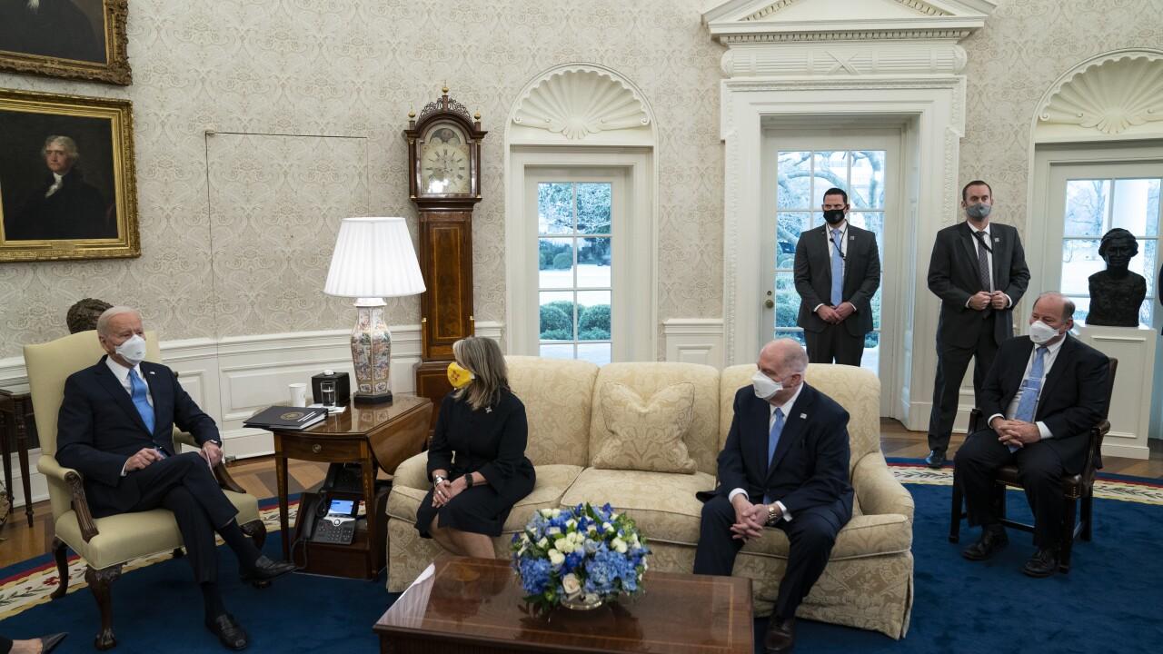Duggan meeting with Biden Feb. 12