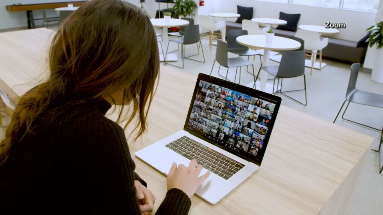 Zoom video chats have become one of the most popular ways of staying connected during COVID-19 social distancing.