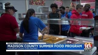 Making A Difference: Program Feeds Madison Co. Kids