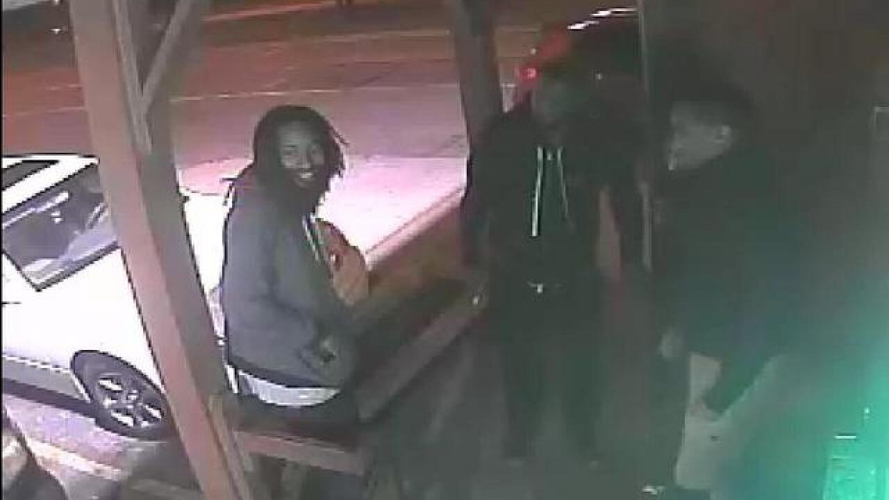 MPD searching for possible shooting suspects