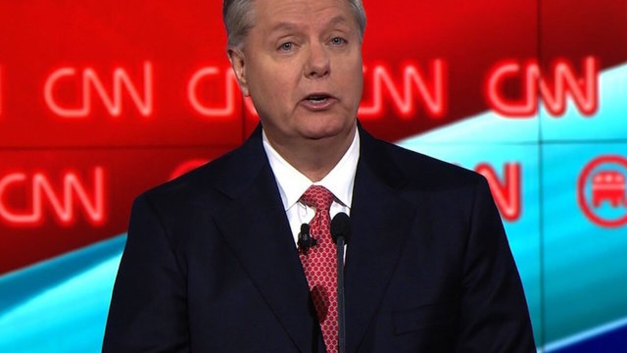 Lindsey Graham: Russia's 'trying to undermine democracies all over the world'