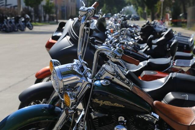 Harley-Davidson celebrates 115th anniversary