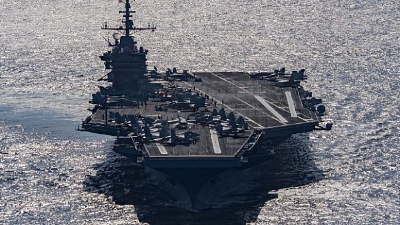 Deployment of USS Harry S. Truman extended by 30 days