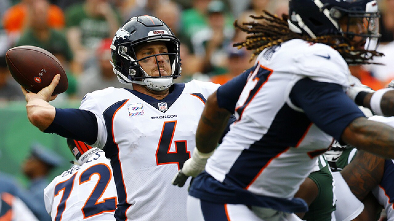 0f8ad2821d8 Broncos blitzed by Jets ground attack in third straight loss