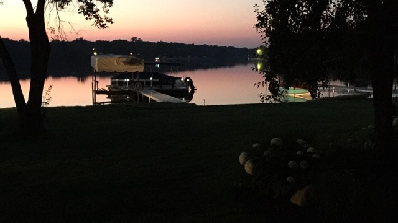 Search on for missing swimmer in Oakland County