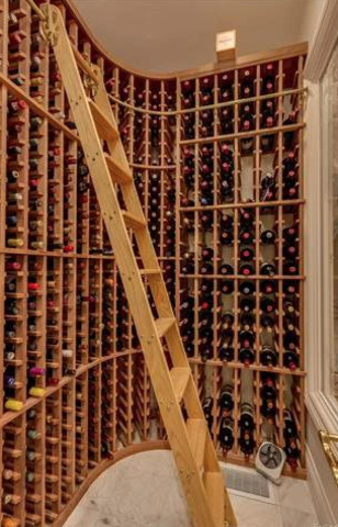 PHOTOS: Northville home with 8th largest private wine cellar in world for sale