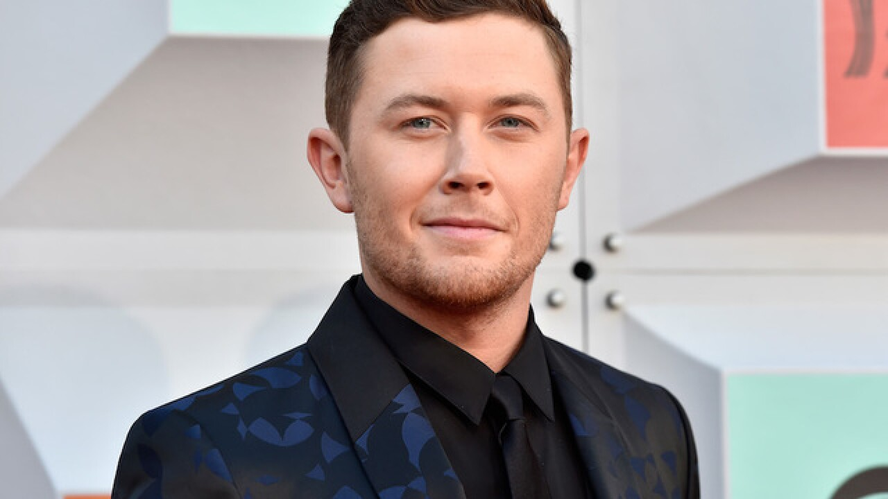 'American Idol' winner Scotty McCreery caught with loaded gun at airport