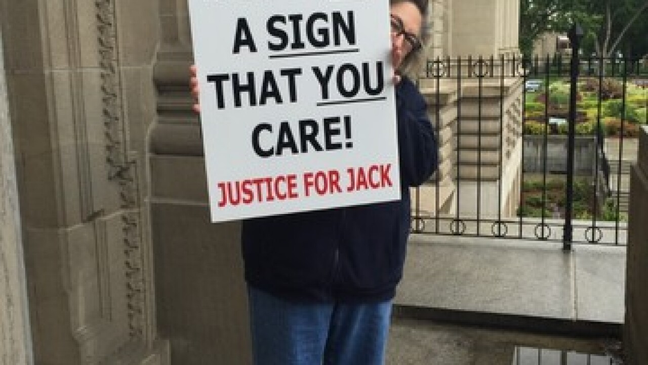 """Justice For Jack"" supporters organize rally..."