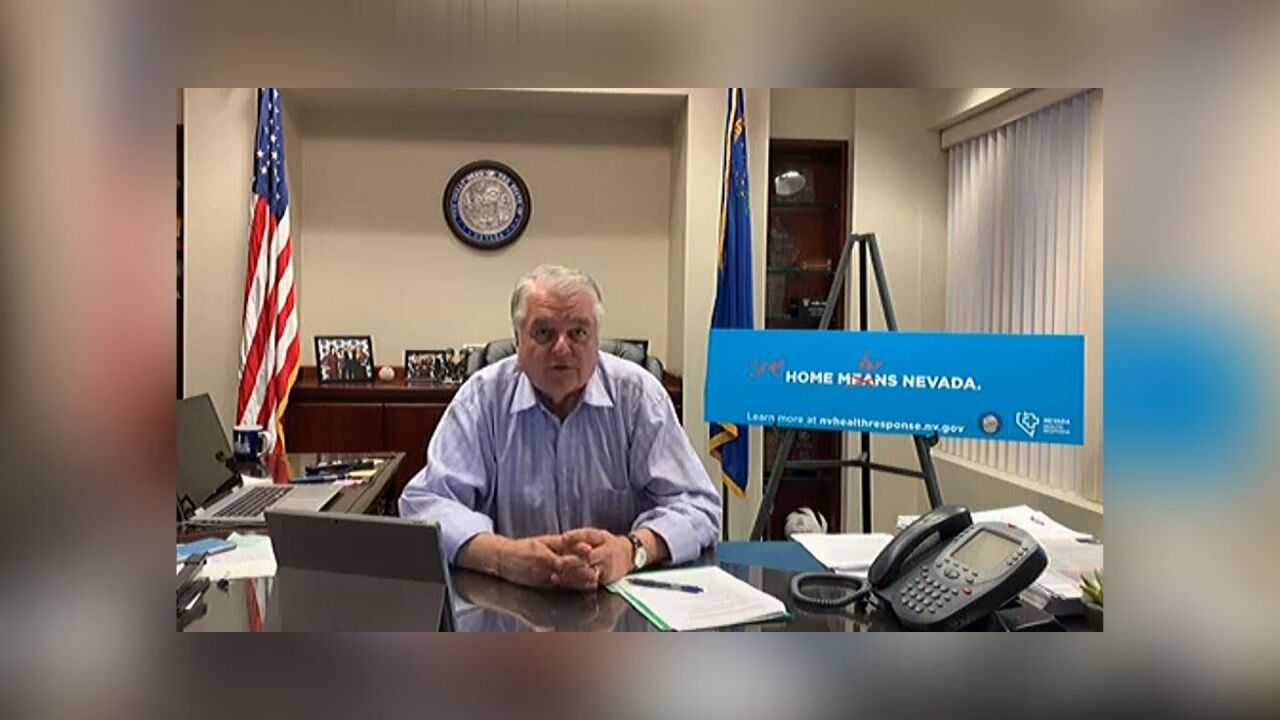 Gov Sisolak Waives Work Search Requirement Wait Period For