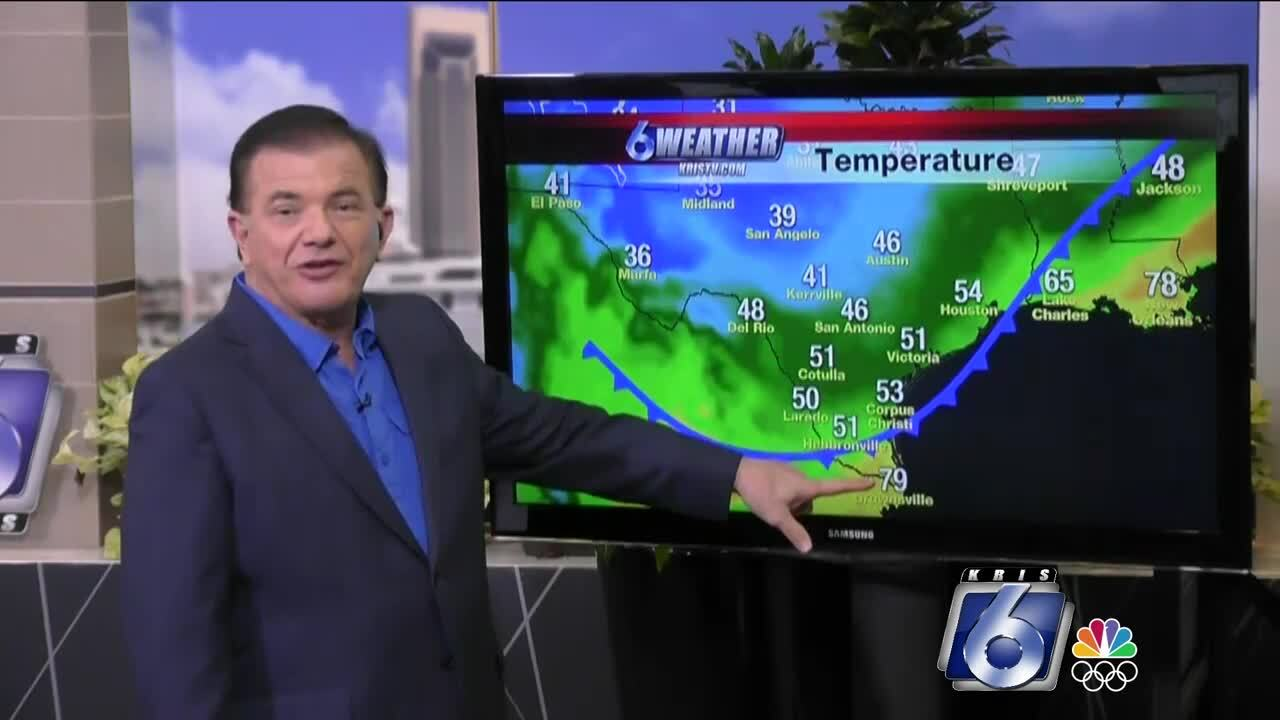 Noon weather with Maclovio Perez