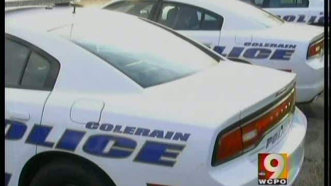 Colerain police officers rescue blind woman from apartment fire, officials say