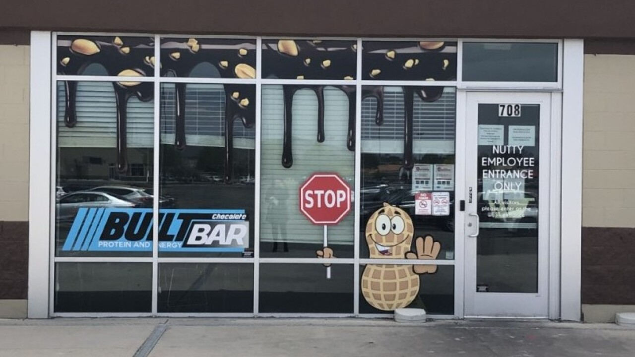 Built Bar