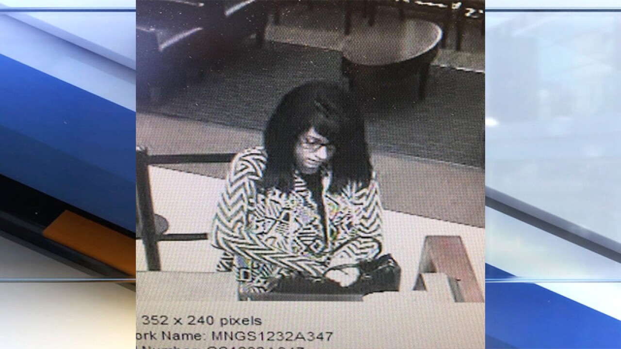 Female Serial Bank Robber Sought In Northeast Ohio Reward