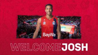 Josh Huestis signs with FC Bayern Munich of EuroLeague