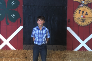 An Ohio boy donated his county fair winnings to St. Jude Children's Research Hospital — it was $15,000