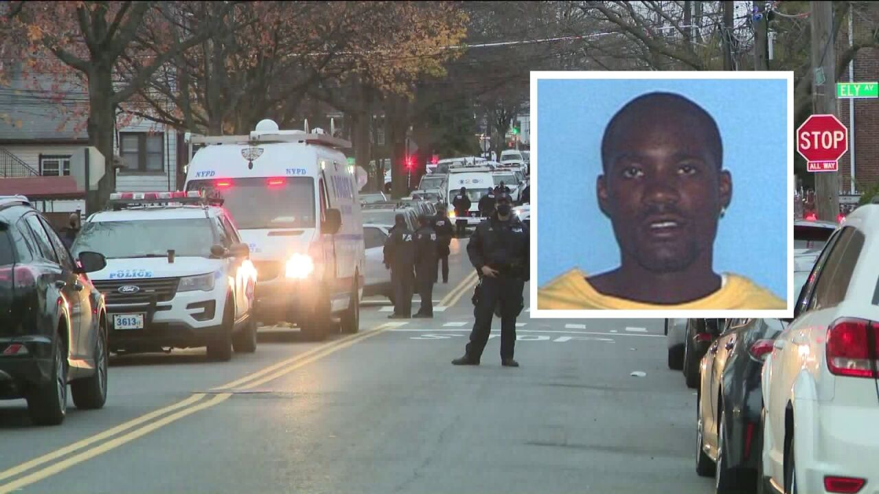 Andre K. Sterling, suspect killed in Bronx shootout