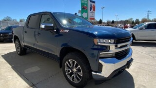 Lone new pickup at John Elway Chevrolet on South Broadway