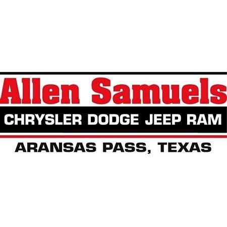 Allen Samuels Aransas Pass logo.
