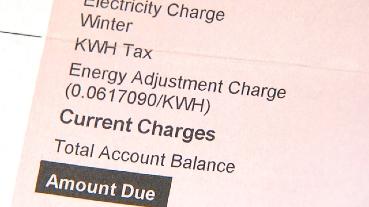 "CPP users want ""adjustment charge"" explained"