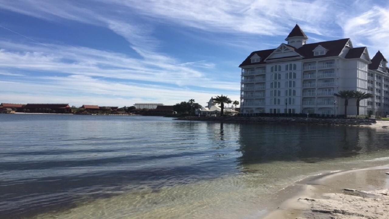 Walt Disney World closes beaches after attack